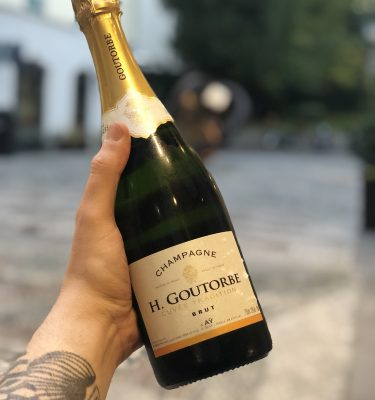 champagne goutorbe
